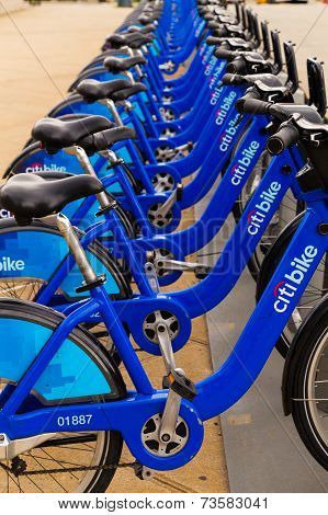Citi Bike - New York City