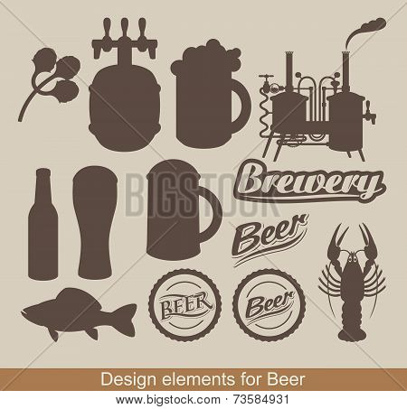Design of beer