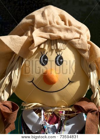 Pretty Polly Scarecrow