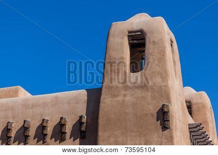 Adobe Bell Tower