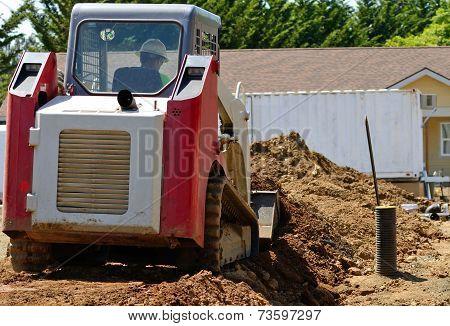 Ditch Work