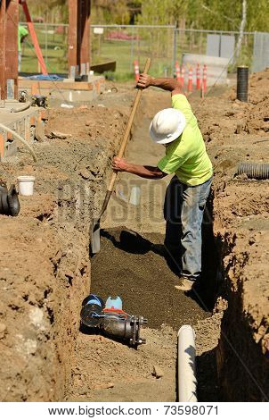 Trench Work