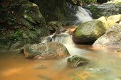 stock photo of chan  - Chan Ta Then Waterfalls on - JPG