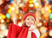 picture of christmas hat  - happiness - JPG