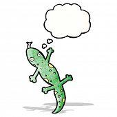 picture of lizards  - cartoon lizard - JPG