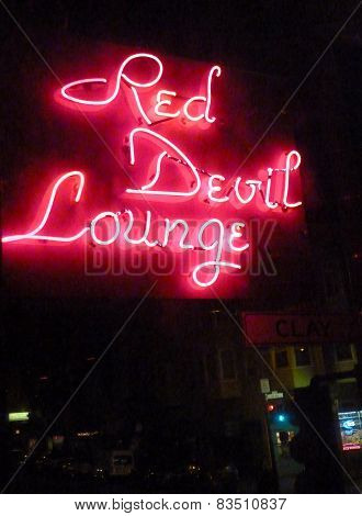 Red Devil Lounge