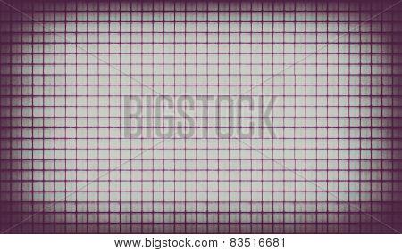 Violet Vintage Lined Paper Background