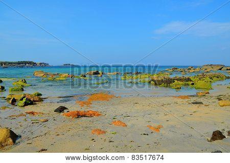 A Lanzada beach
