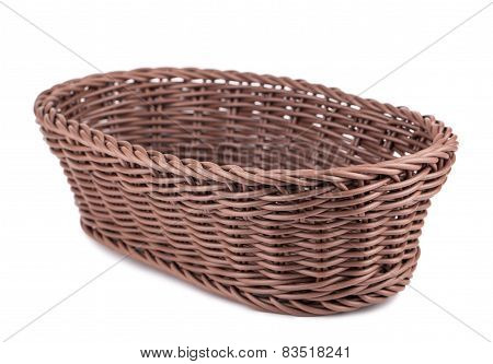 Braiding Small Basket
