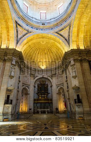 National Pantheon In Lisbon