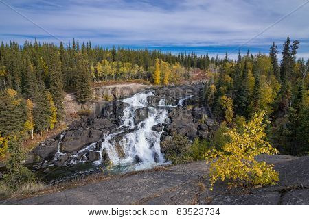 Cameron Falls, Northwest Territories