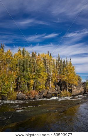 Cameron Falls, Northwest Territories 2