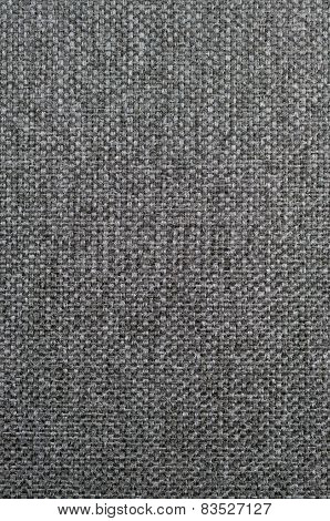 Natural Textured Vertical Grunge Dark Grey Black Burlap Sackcloth Hessian, Gray Upholstery Sack Text