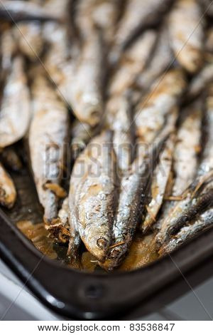 Fresh Fried Smelts