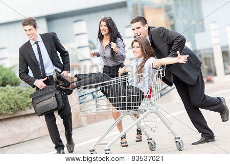 Opening New Supermarket