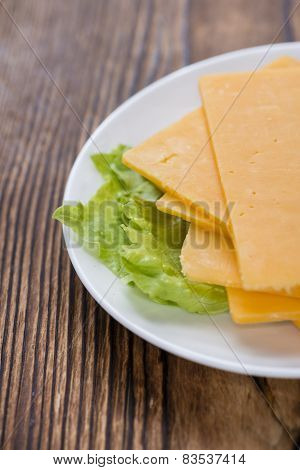 Some Cheddar Slices