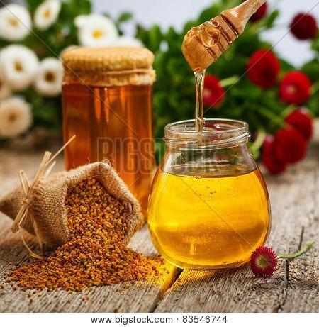 Jag Of Tasty Honey