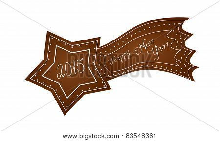 Gingerbread Comet 2015