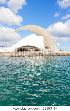 Auditorio de Tenerife , Spain.