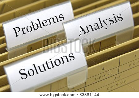 problems, analysis and solutions