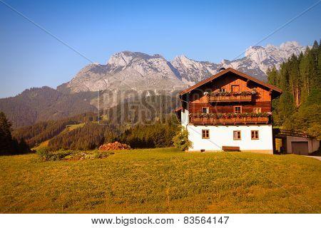 Dachstein Alps