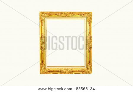 Gold Louise Photo Frame
