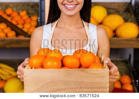 Tangerines For You.