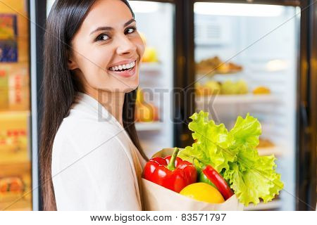I Choose Organic Products.