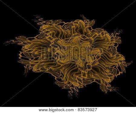 fractal flower art