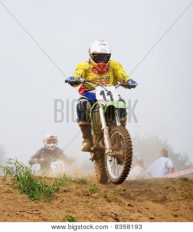 XX internationale Motocross in Wladimir