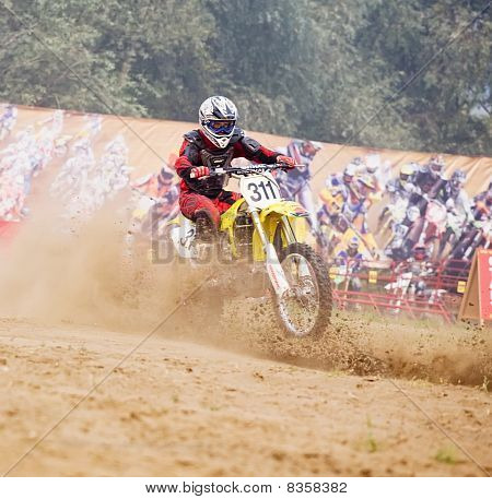 Xx International Motocross In Vladimir