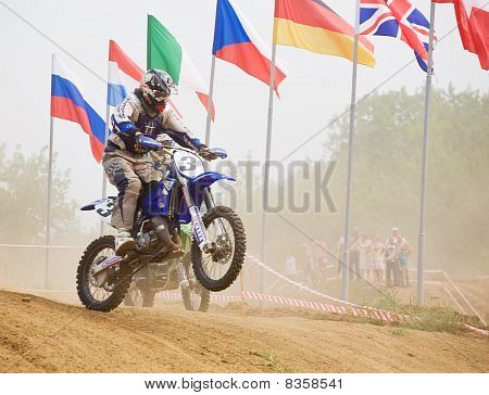 International Motocross In Vladimir