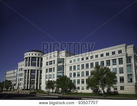Scott E Matheson courthouse, Utah State Court,