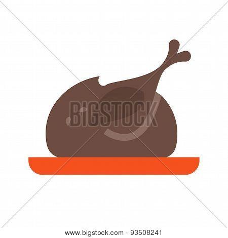 Full chicken