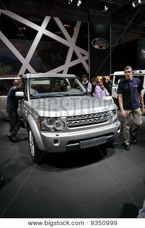 Moscow International Motor Show 2010