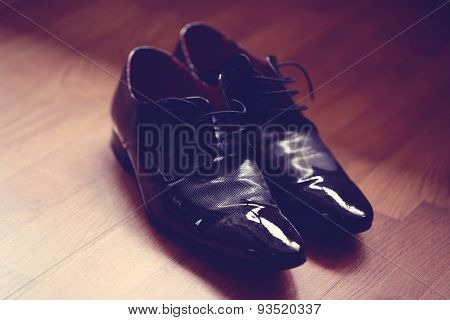 Black Elegant Shoes