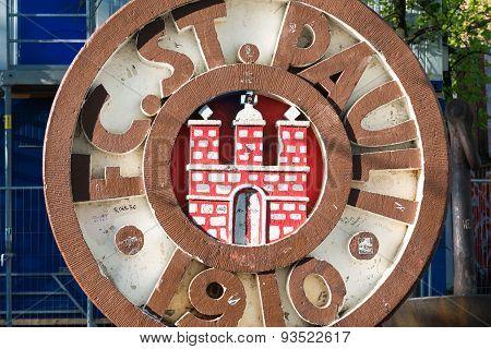 The famous FC Sankt Pauli