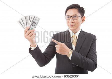 Successful Vietnamese Businessman