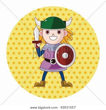 Vikings Theme Elements