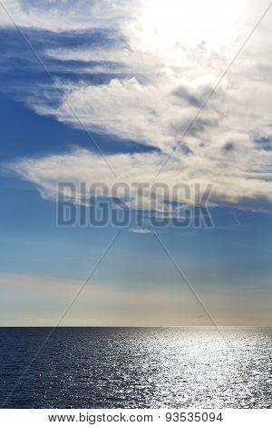Sunrise Cloud   Sky In Thailand  Bay Coastline
