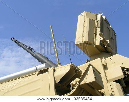 Military truck equipment