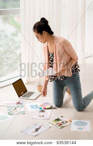 Designer At Work