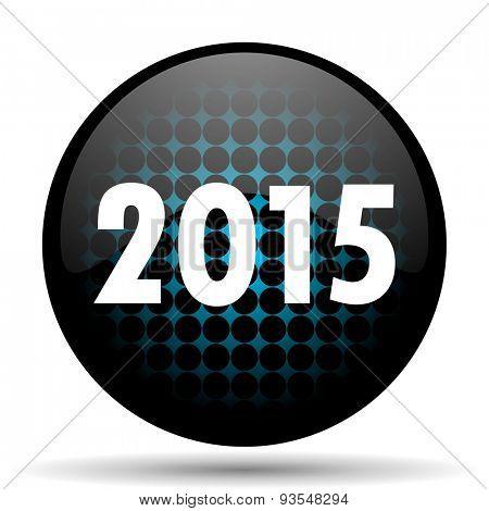 new year 2015 icon new years symbol