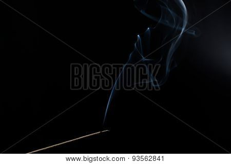 Joss Stick And Smoke.