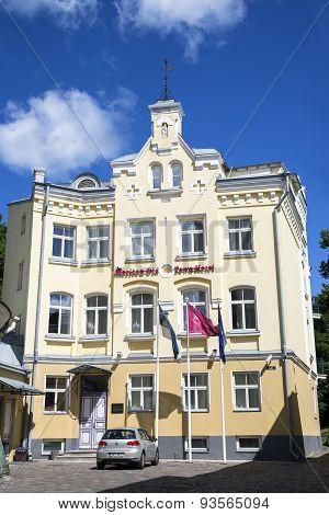 Meriton Old Town hotel in Old Tallinn