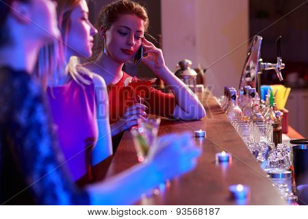Ordering In The Bar