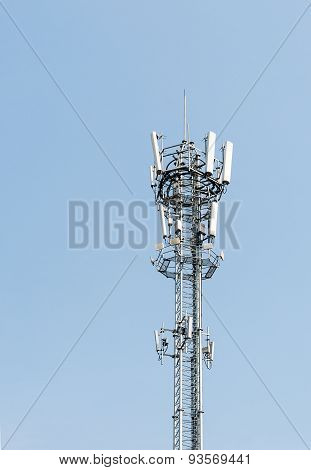 Modern Telecommunication Tower
