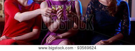 Raising A Glass
