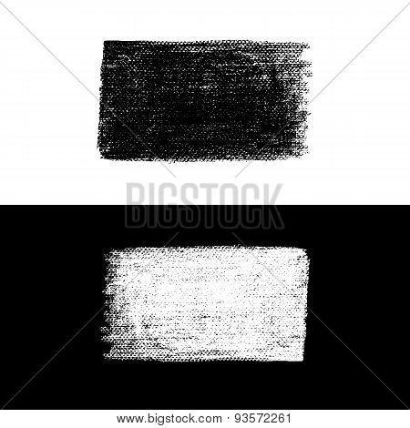 Vector  Grunge Brush