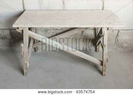 Bench For Repair